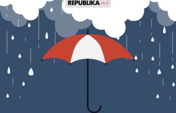 Puncak Musim Hujan di DIY Diperkirakan Januari 2022