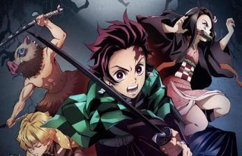 Animasi Jepang <em>Demon Slayer </em>Dapat Sambutan Positif di AS