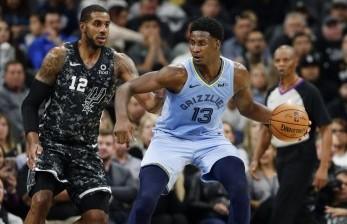 Grizzlies Kunci Tempat di Play-in NBA, Suns Tunggu Blazers