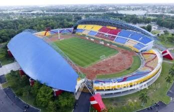 Kerusakan Stadion Gelora Sriwijaya tidak Mempengaruhi Event