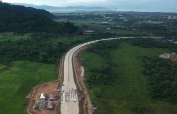 Rakor Kepala Daerah Bahas Percepatan Tol Padang-Pekanbaru
