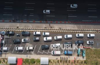 95 Ribu Kendaraan Kembali ke Jakarta