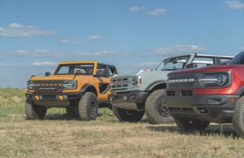 Ford Bronco Terlahir Kembali