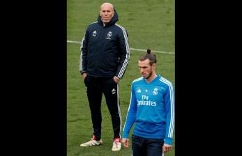 Memainkan Bale, Zidane tak Punya Pilihan Lain