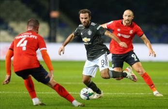 Juan Mata Puji Kualitas Manchester United