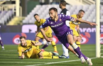 In Picture: Parma Bermain Imbang 3-3 Lawan Fiorentina