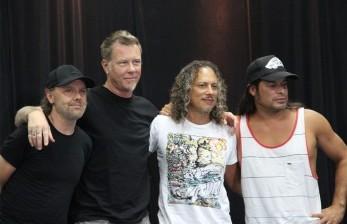 Metallica Umumkan Tampil di Konser <em>Encore Drive In Nights</em>