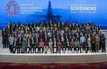 Pertemuan Tahunan IMF-Bank Dunia Berlangsung Sukses
