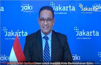 Anies Targetkan Jakarta Capai Imunitas Kolektif pada Agustus