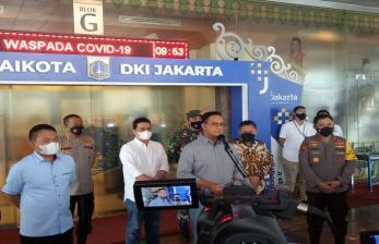 Jelang Arus Balik Lebaran, Anies: Dua Langkah Antisipasi