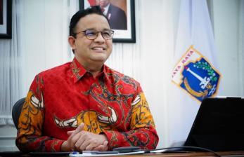 HUT ke-494 DKI Jakarta, Ini Pesan AniesBaswedan