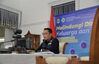 Gubernur Jabar Paparkan Inovasi dalam Pembangunan Daerah