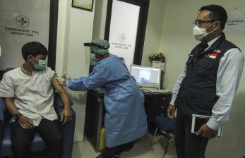 Ridwan Kamil Prioritaskan Vaksinasi Covid-19 di Depok