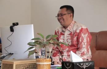 Gubernur Klarifikasi Foto Putra NTB Ikut Olimpiade Alquran