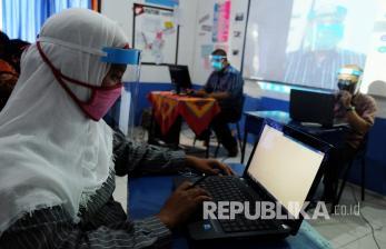 Seluruh Siswa SMP di Tanjungpinang Dinyatakan Lulus