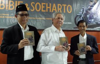 Habibie Center Luncurkan Buku <em>Habibie & Soeharto</em>