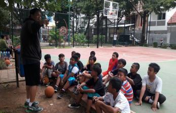 Pelatih Basket Bertahan pada Masa Pandemi