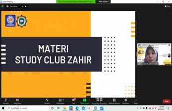 Dalami Zahir dengan <em>Study Club </em>Zahir