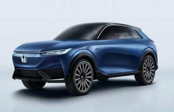Honda Pamerkan SUV V Listrik hingga CR-V PHEV di Auto China