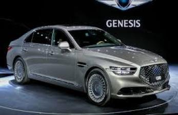 Hyundai Genesis G80 Jadi Mobil Resmi Delegasi G20