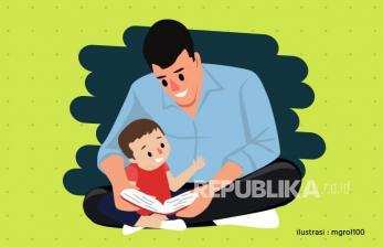 Ini Pentingnya Waktu Luang Ayah untuk Anak