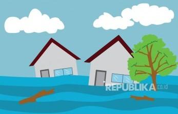 6.000 Penduduk Pondok Hijau Permai Bekasi Terdampak Banjir