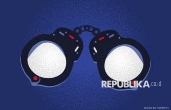 Polisi Tangkap Napi Asimilasi Curi Motor di Tasikmalaya