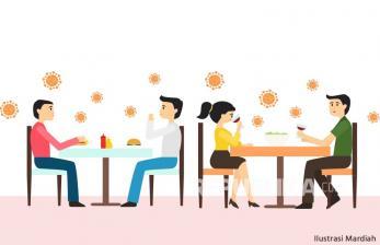 DKI: Kafe dan Restoran di Ruang Terbuka Boleh Dine In