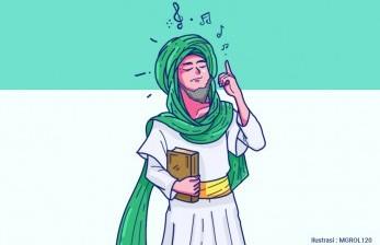 Dua Musisi Senior Ini SenangTemui Talenta <em>Voice of Ramadhan</em>