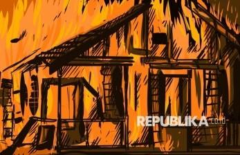 Tujuh Rumah Hangus Terbakar di Aceh Tenggara
