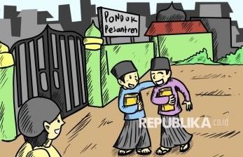 Pemkot Banda Aceh Sosialisasi Perwal Prokes ke Pesantren