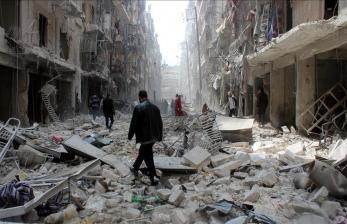 RS Suriah Dihantam Artileri, Sedikitnya 13 Orang Tewas