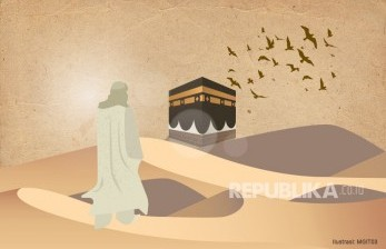 Doa Nabi Ibrahim Agar Anak Jadi Ahli Ibadah