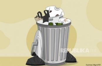Pemkot Serang Siapkan Sanksi Pembuang Sampah Sembarangan
