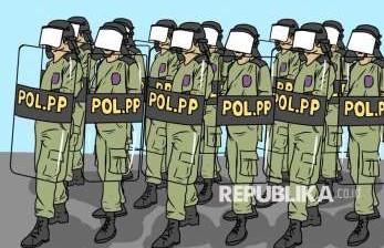 Bogor Siagakan Satpol PP di Tiap Desa Tangani Lonjakan Kasus