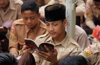 Benarkah Kemenag Tiadakan Pendidikan Agama dan Bahasa Arab?