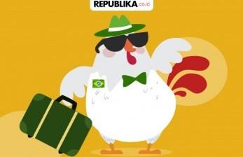 Impor Ayam Brasil Sulit Dibendung Jika Industri tak Kompak