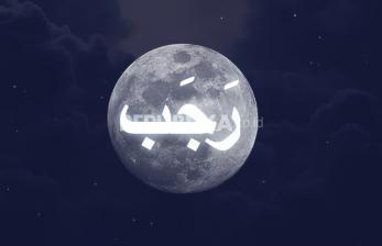 Infografis Delapan Nama Lain Bulan Rajab