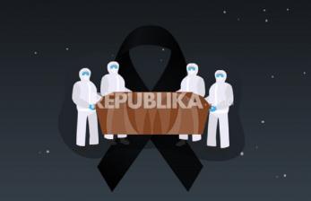 42 Dokter Meninggal Sejak Akhir Juli Akibat Covid-19