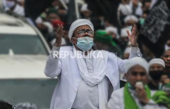 Habib Rizieq Shihab Belum Putuskan Penuhi Panggilan Polda
