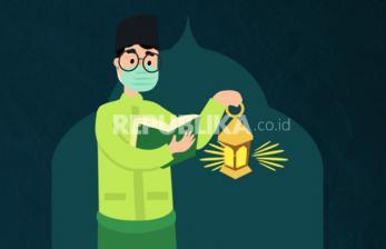 Infografis Panduan Ibadah Ramadhan Saat Pandemi 2021