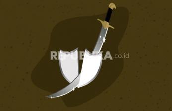 Infografis Rahasia Ketajaman Pedang Damaskus