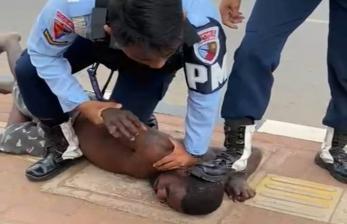Pangkoopsau III Minta Maaf pada Masyarakat Papua