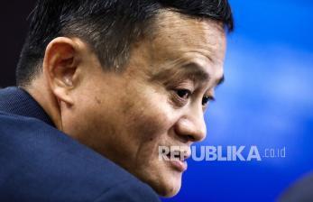 Jack Ma Jatuh dari Posisi Orang Terkaya China
