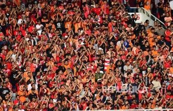 Liga Ditunda Eks Ketum Jakmania : Surat Cinta untuk PSSI