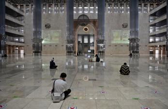 MUI DKI Jakarta: Jika Ingin ke Masjid, Pahami Zona Covid