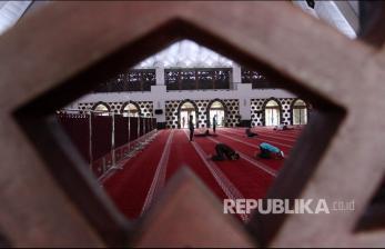 Kegiatan Ramadhan di Bantul Disesuaikan Zona Kasus Covid-19
