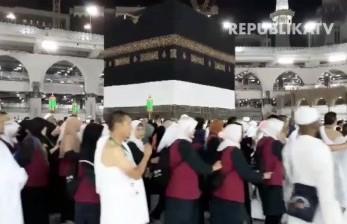 Tips Menjaga Diri Saat Ibadah Haji