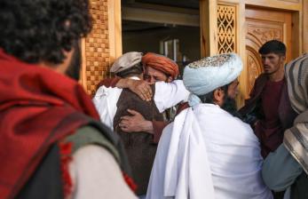 12 Orang Meninggal dalam Ledakan di Masjid Kabul
