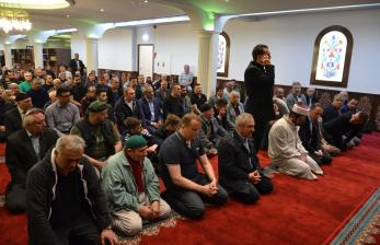 Masjid di Aabenraa Denmark Alami Serangan Islamobia